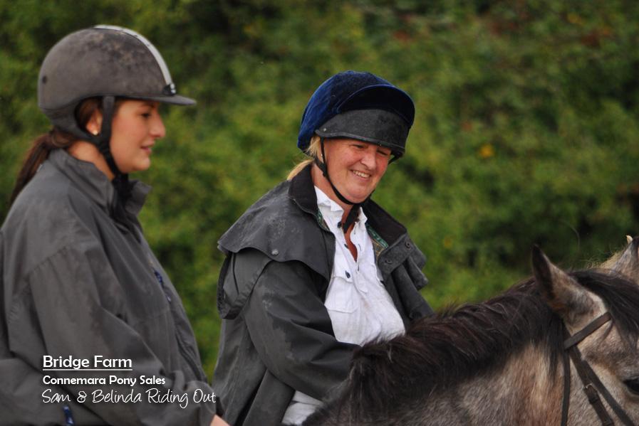 Bridge Farm - Sam & Belinda Riding